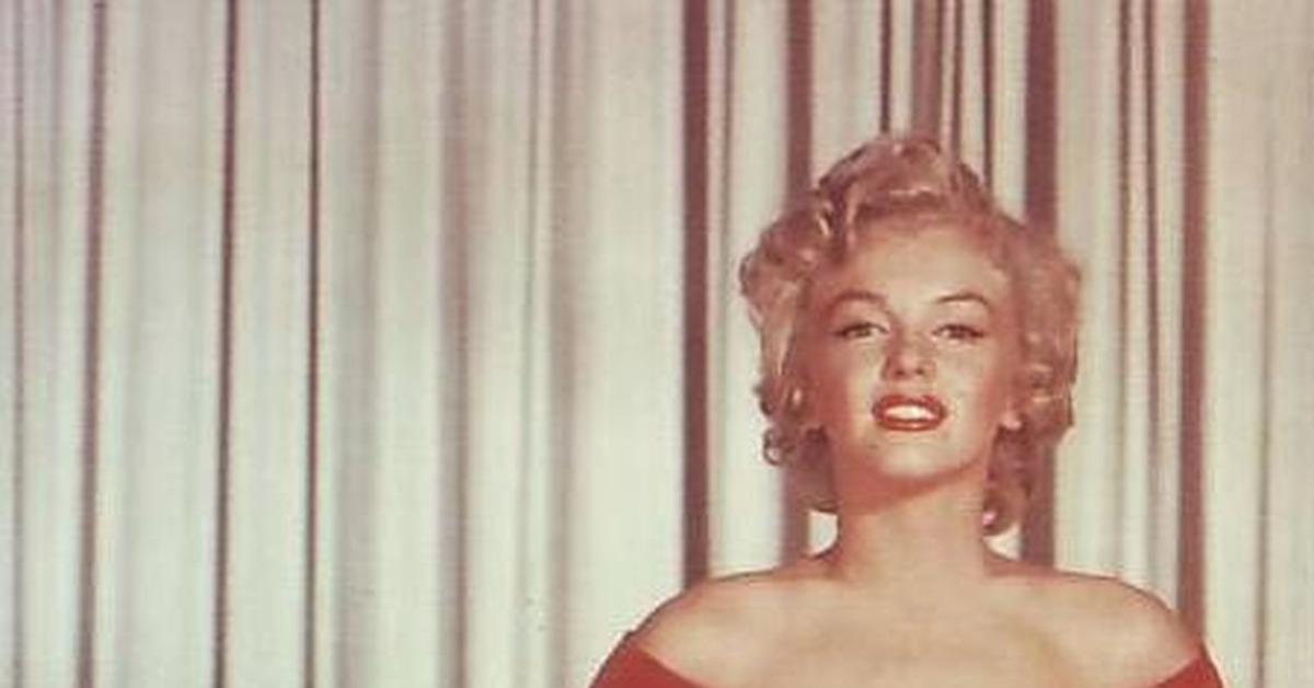 "Х\ф ""Ниагара"" 1953г. (XXIX) Цикл ""Великолепная Мэрилин"" - 193"