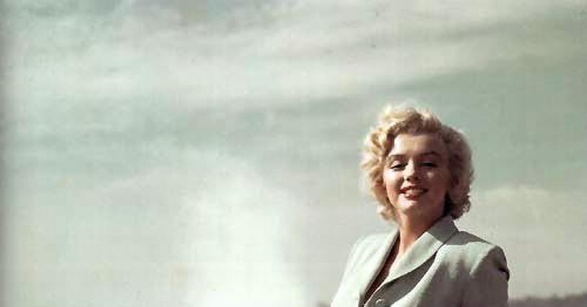 """Х\ф """"Ниагара"""" 1953г. (XXXIX) Цикл """"Великолепная Мэрилин"""" - 212"""