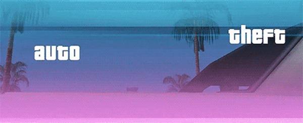 Вэйпорвэйв на улицах Vice City Музыка, GTA, GTA Vice City, Фильмы, Synthwave, Retrowave, Vaporwave, Игры, Ретро, VHS, Видео, Длиннопост, Гифка