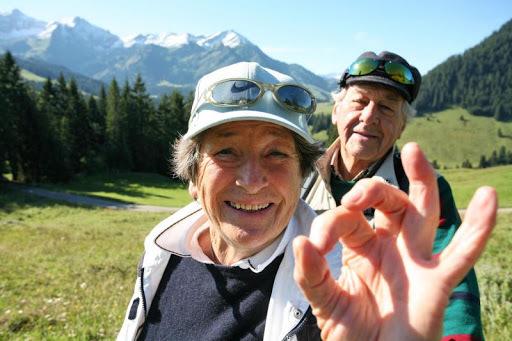 Пенсии в Швейцарии