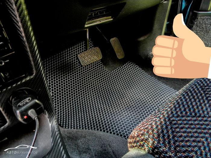 Как я сделал EVA коврики своими руками намного дешевле Коврик, Своими руками, Совет, Авто, Длиннопост