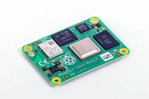 Вышел Raspberry pi Compute Module 4