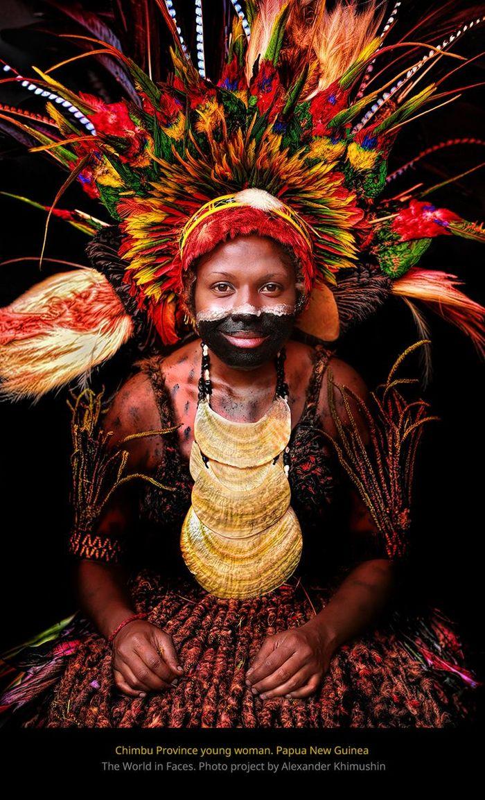 Фото, которые показывают красоту исчезающих народов мира. Еще чуть-чуть и они останутся только на портретах