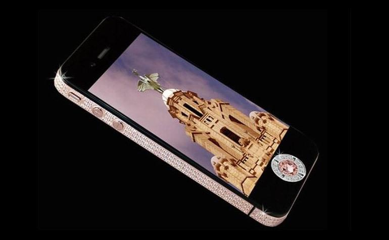 Самый дорогой телефон в мире. 533d30cd0d4b0