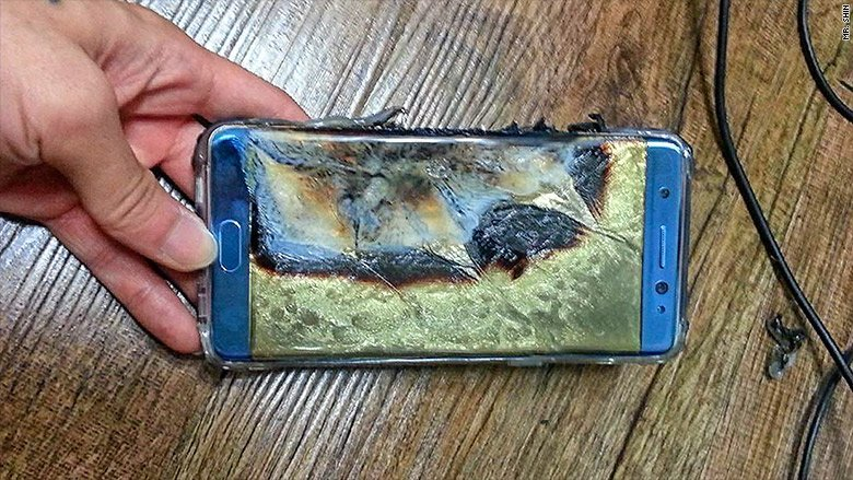 Самый дорогой телефон в мире. Samsung Galaxy Note 7 c74adcc4b2d95