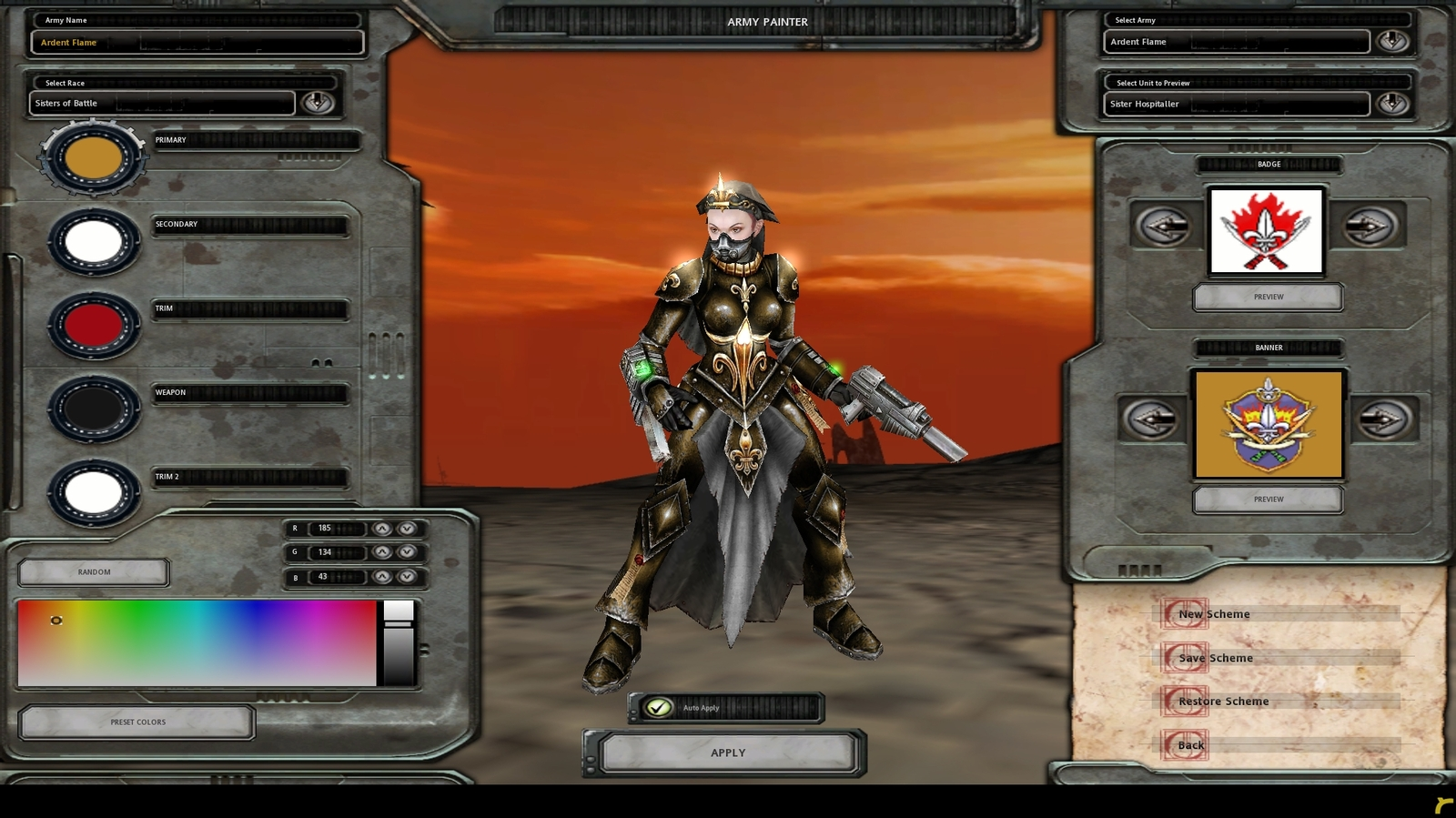 Скачать мод на warhammer 40000 soulstorm bloodline