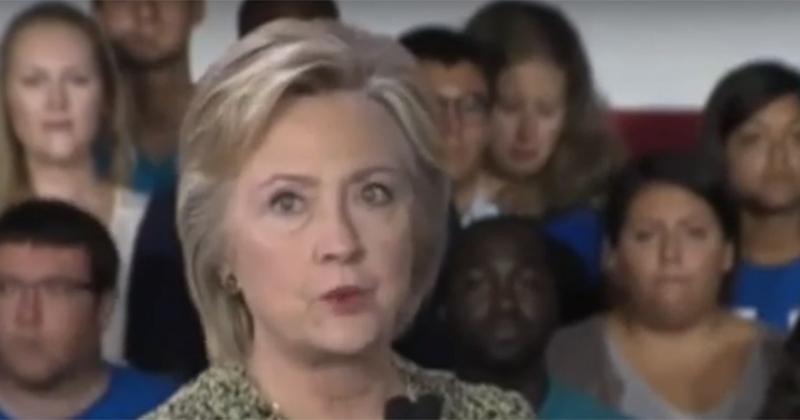 Хилари клинтон пизда