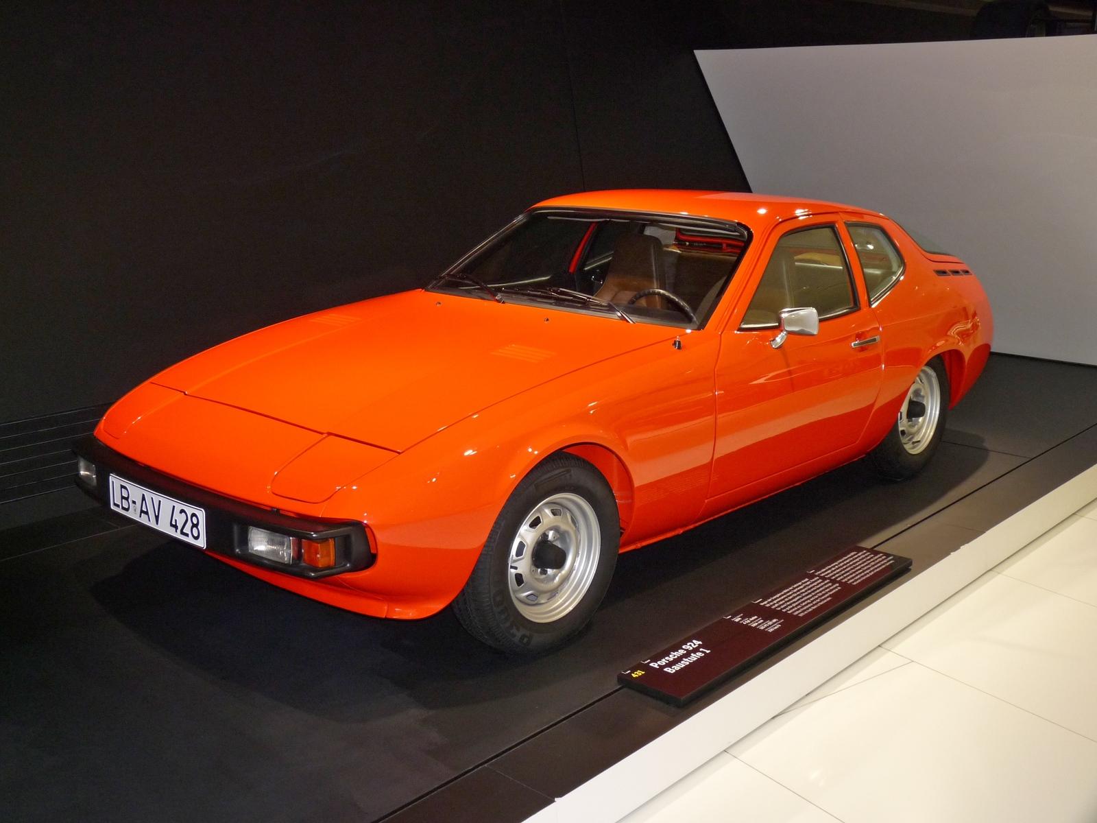 Обои двигатель, Porsche 924, 1980. Автомобили foto 14