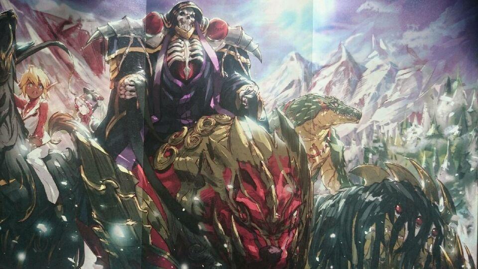 overlord 12 том дата выхода