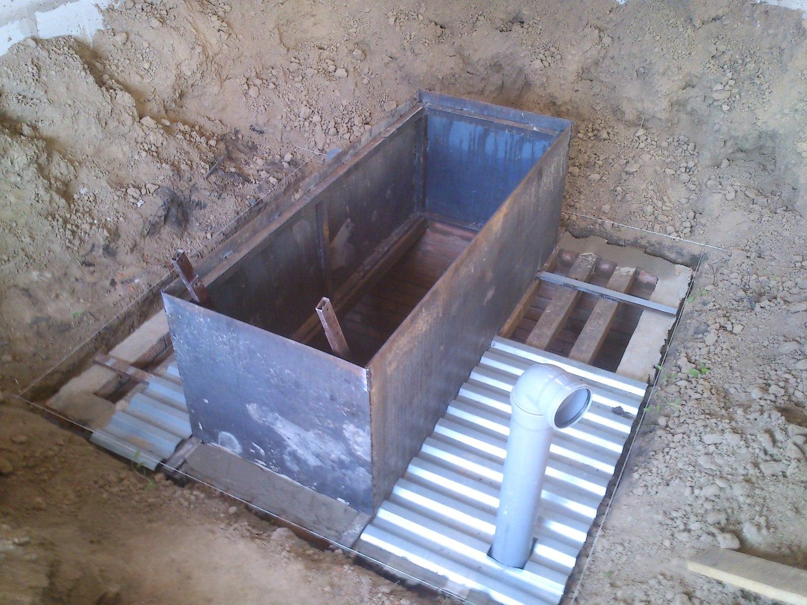 Как сделать яму в гараже если есть подвал своими руками фото 969
