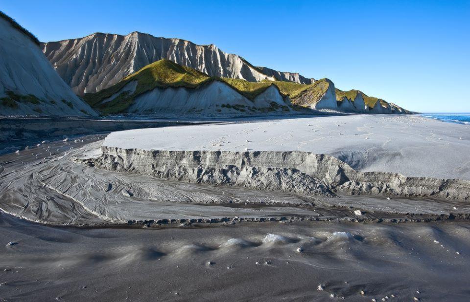 Белые скалы - Остров Итуруп 2
