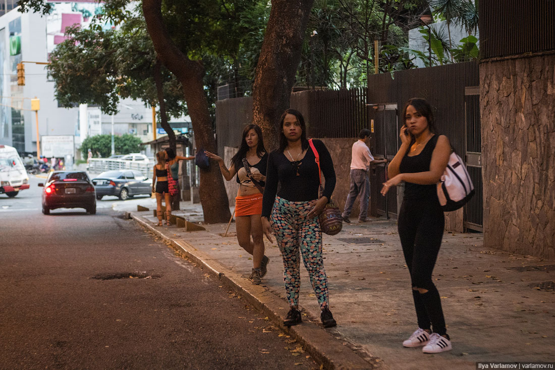 Венесуэльские шлюхи фото