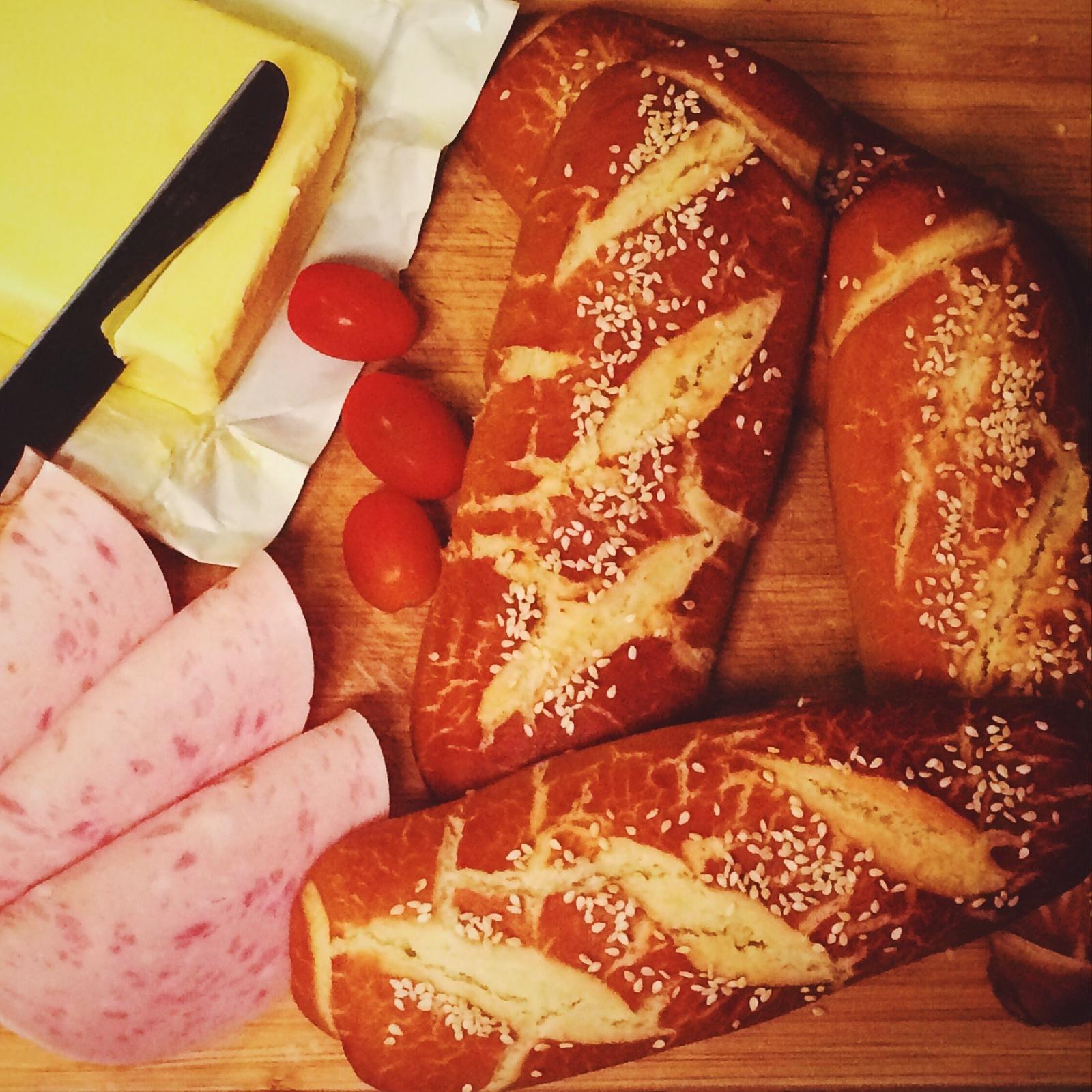 немецкие булочки брецели