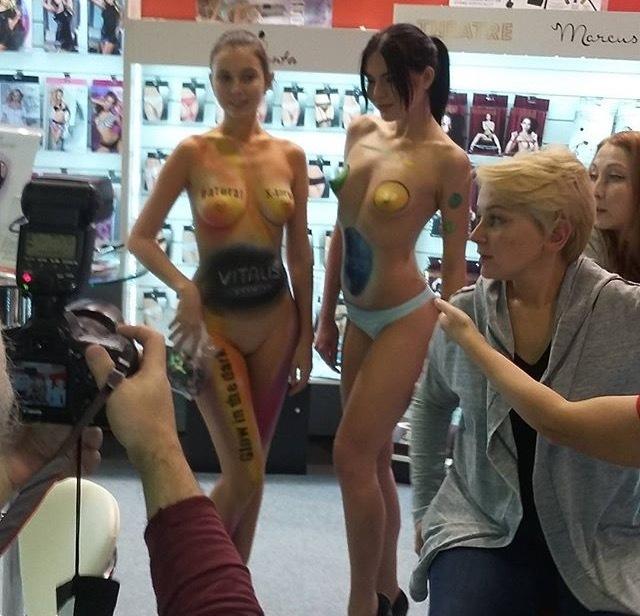 Выставки сексиндустрии в москве