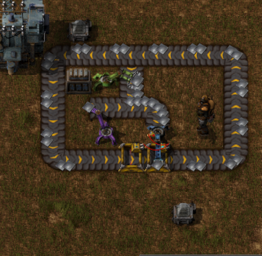 игра про строительство конвейеров