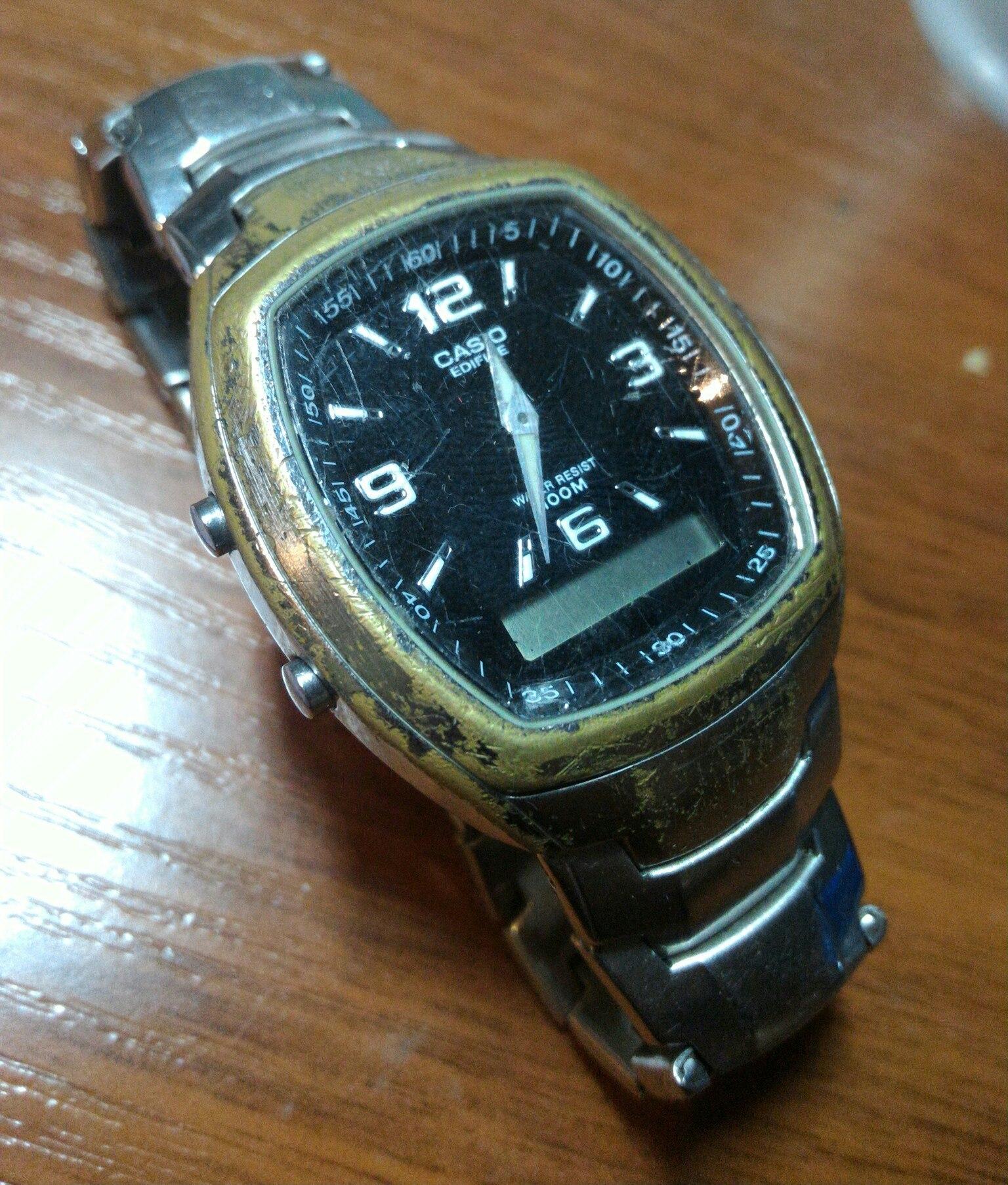 Мои часы 322e1d12907