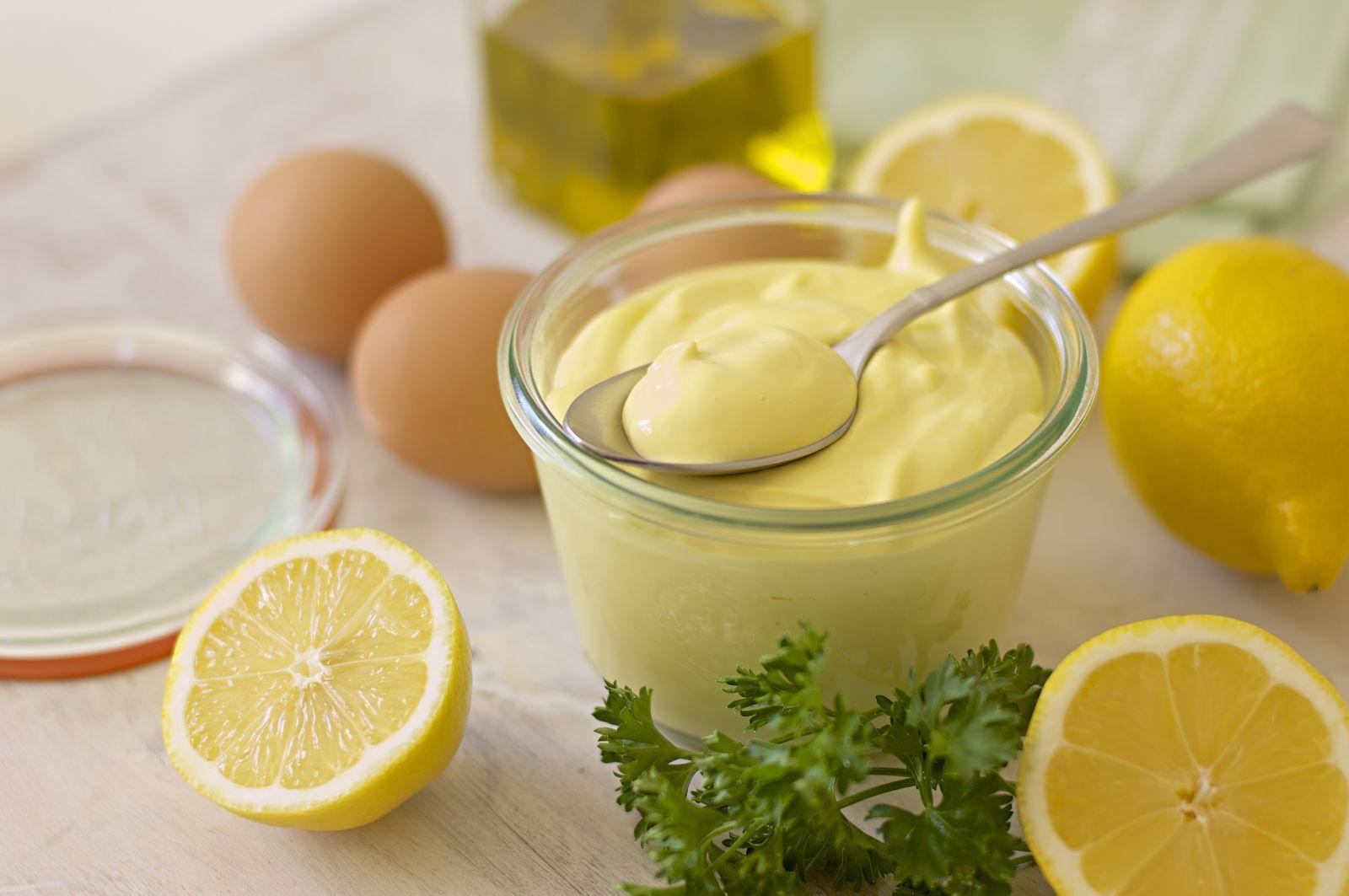 рецепт домашнего майонеза без лимона