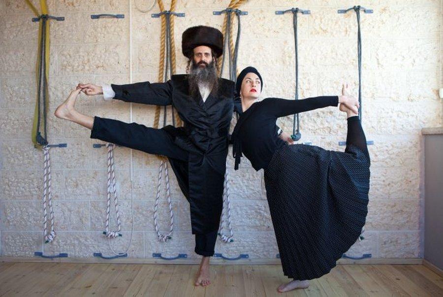 Еврейская женщина и секс