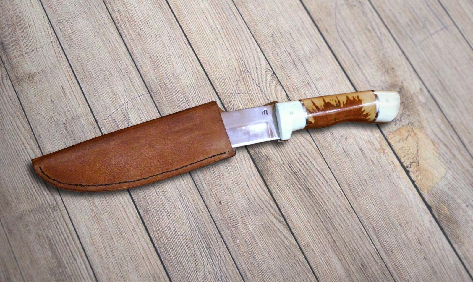 Нож из кости своими руками фото 385