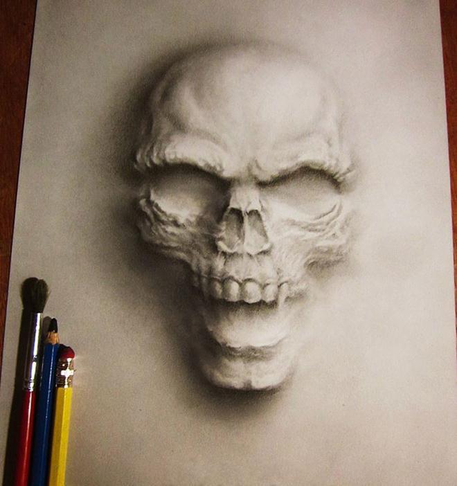 фото карандашом рисунки