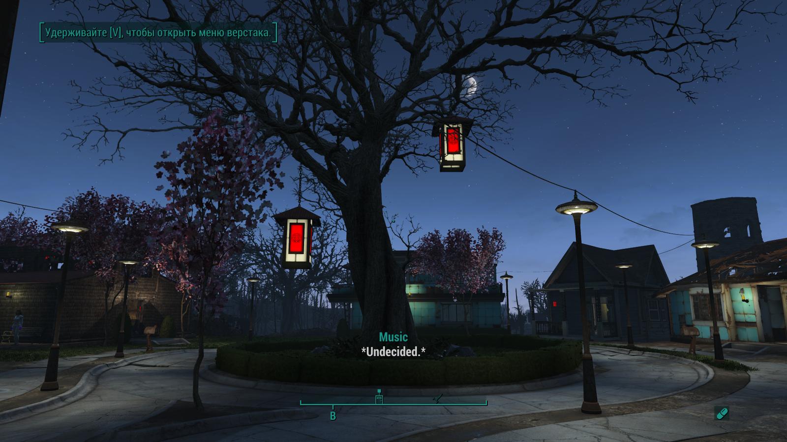 Моя деревушка в Fallout 4