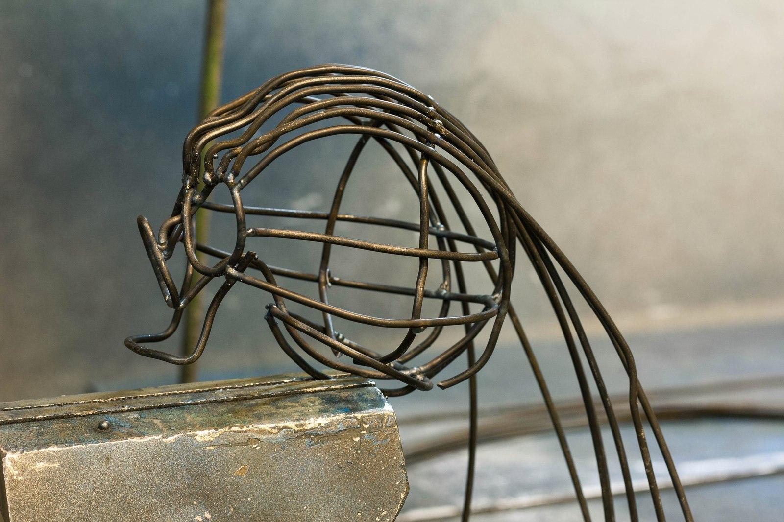 Изделия из металла своими руками на продажу, для дома и дачи 54