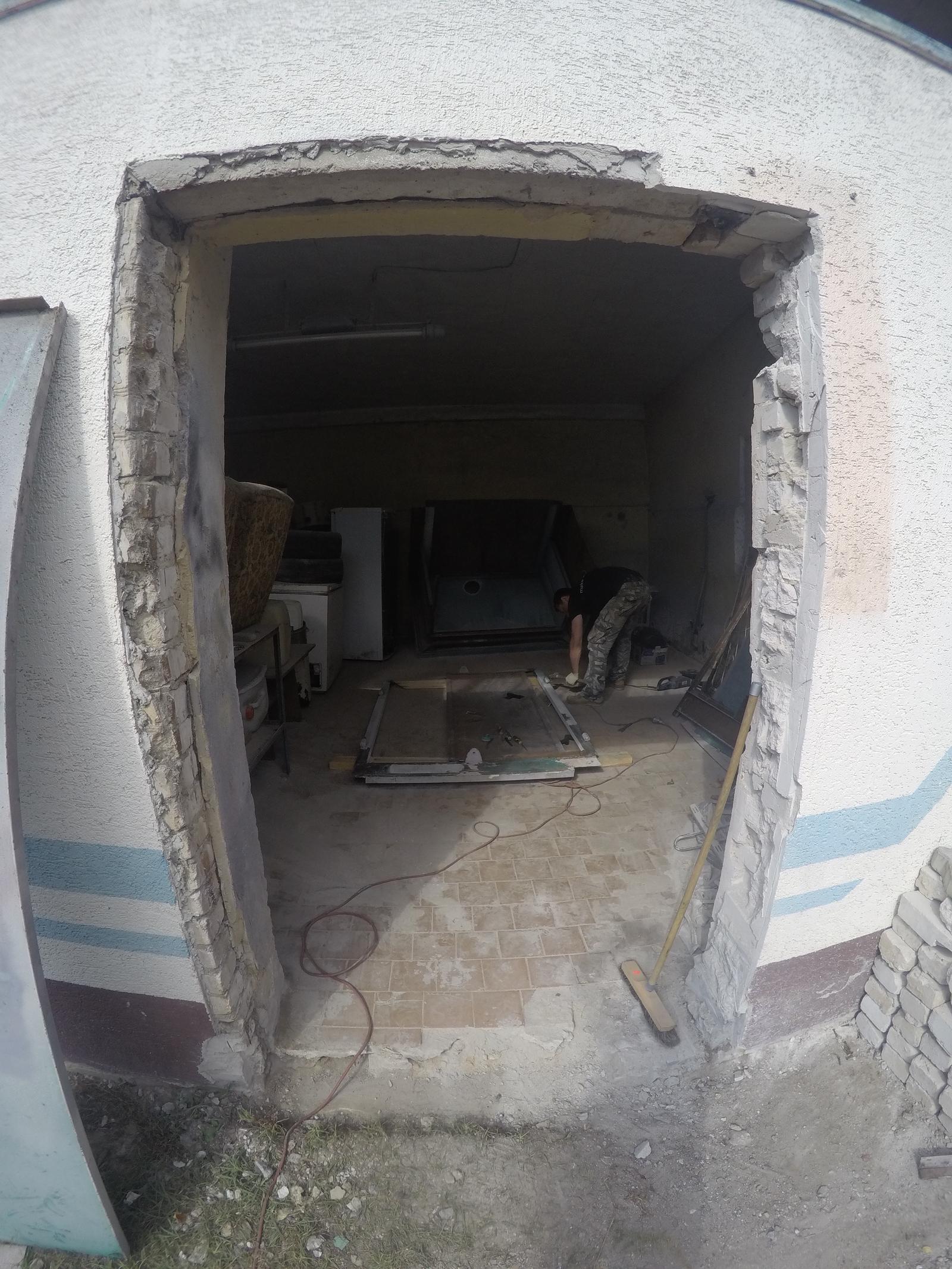 Мото гараж своими руками фото 445