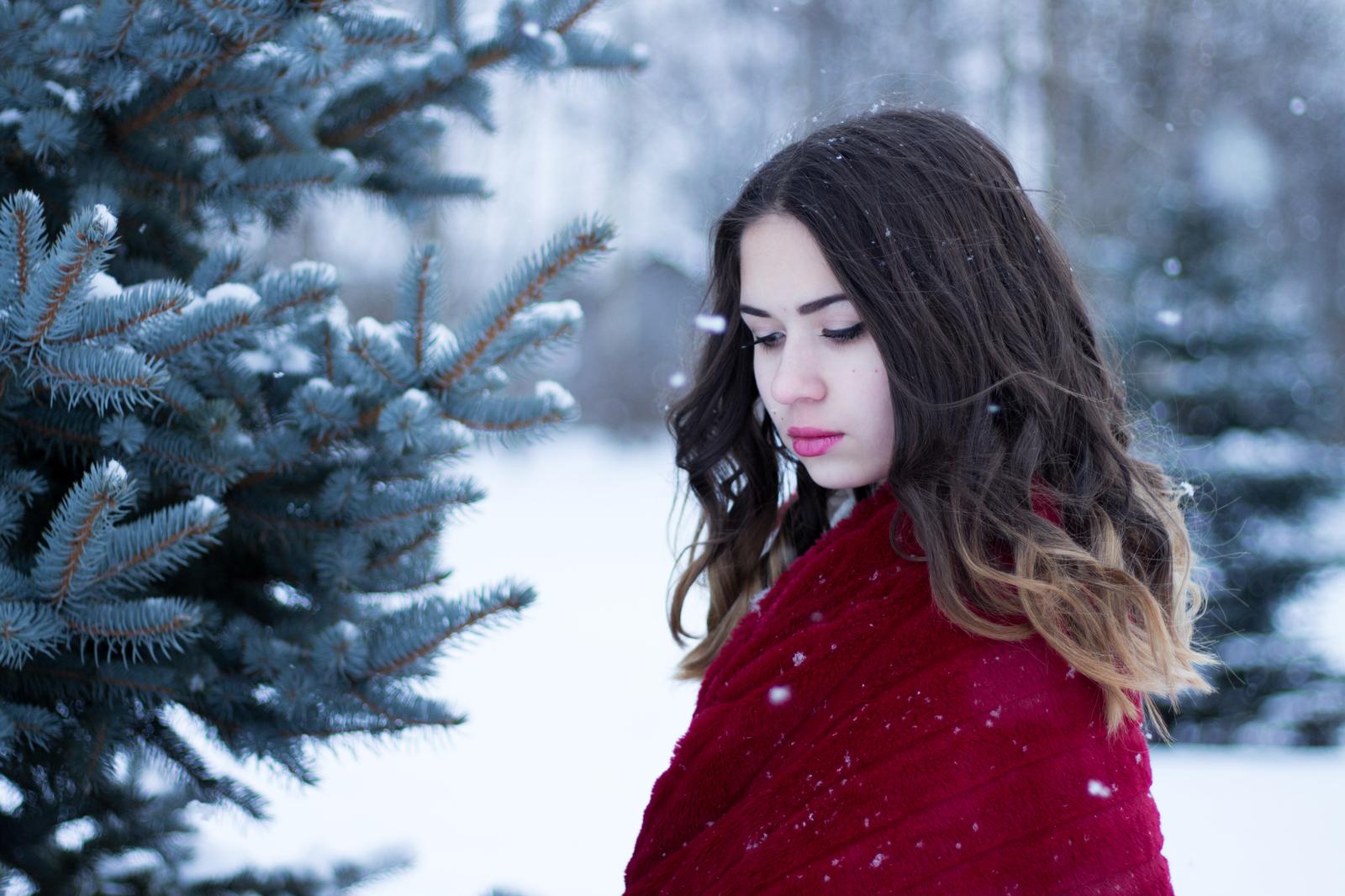 Как красиво фото зимой девушек, фото хуй в пизде и вытекает сперма