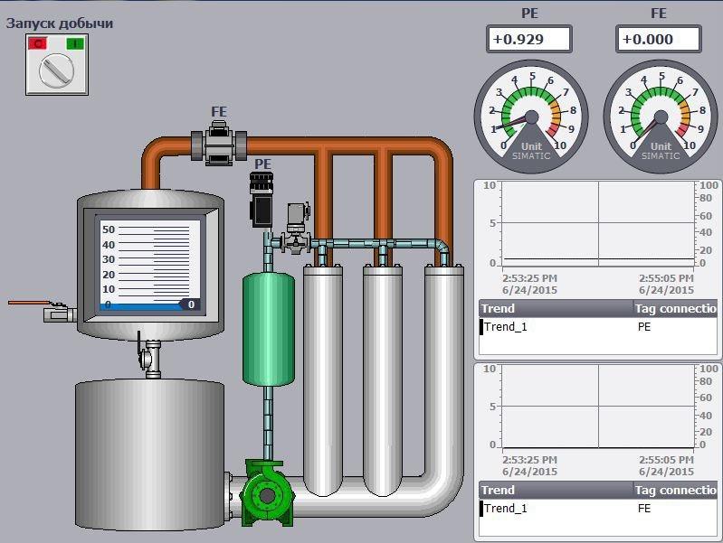 Мой дипломный проект по специальности инженер автоматизации  Мой дипломный проект по специальности инженер автоматизации диплом стенд нефть