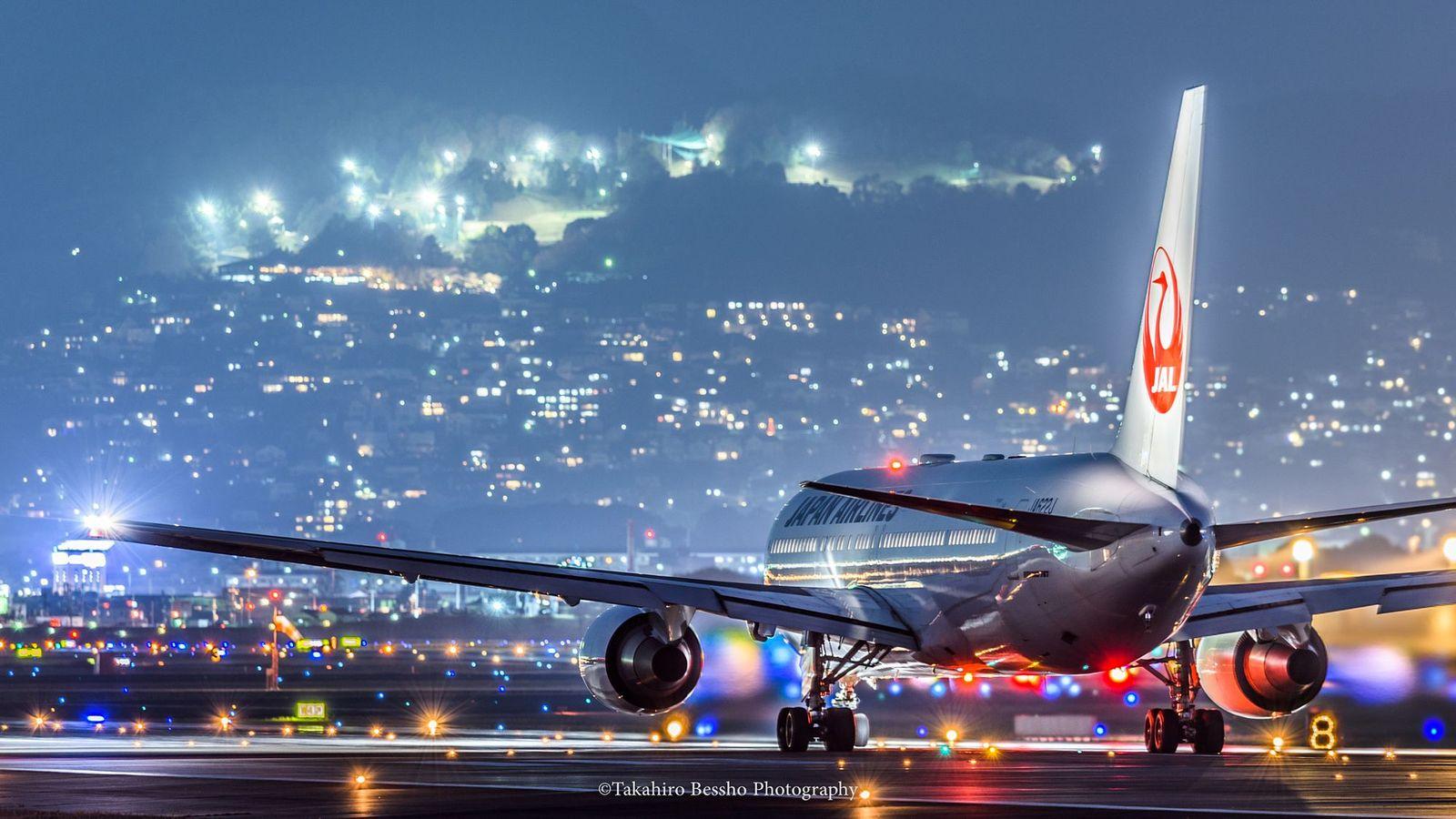 Обои дымовой след, Самолёт. Авиация foto 17