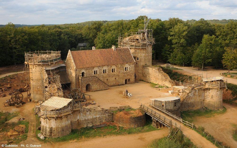 Средневековый замок: Скрытые предметы