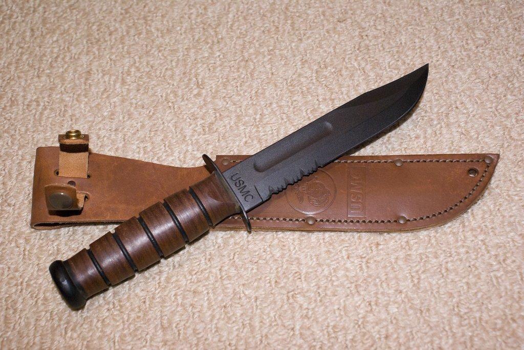Ножи ka-bar являются х.о нож cold steel bowie blade bushman отзывы