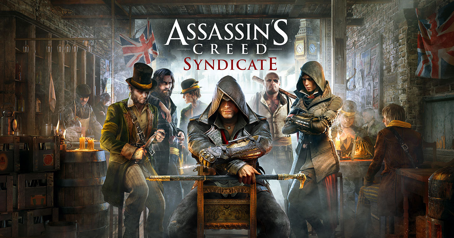 Обои синдикат, assassins creed, Syndicate, ubisoft quebec. Игры foto 19