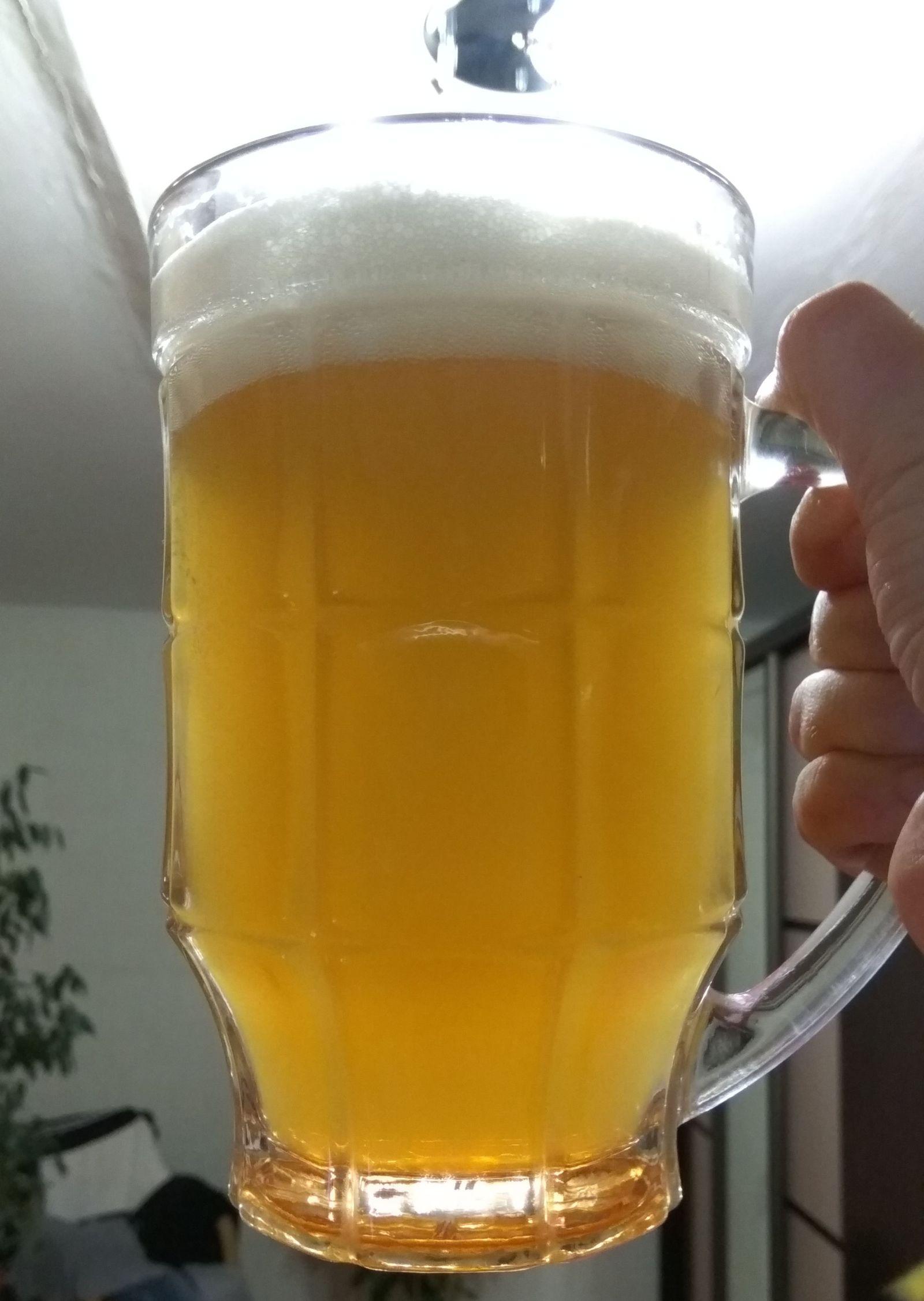Рецепт пшеничное темное пиво