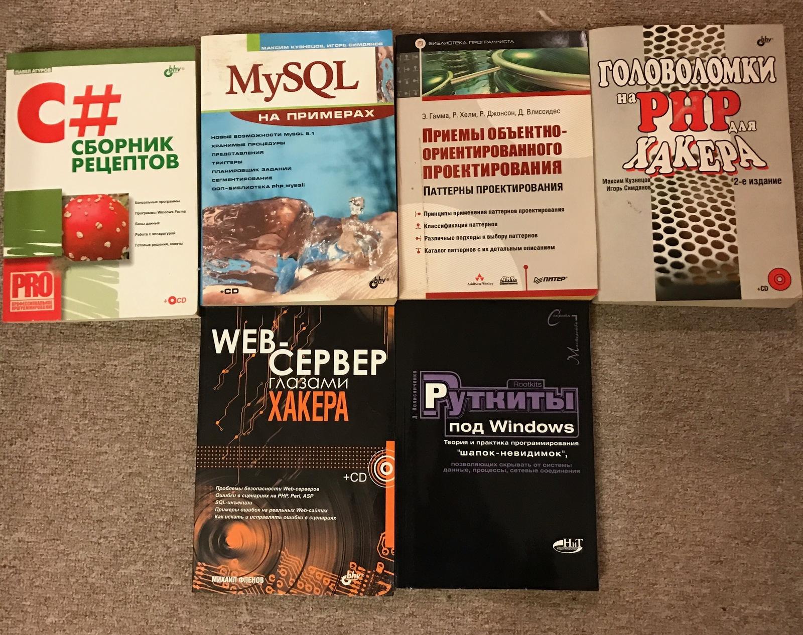 Скачать торрент сборник книг по программированию