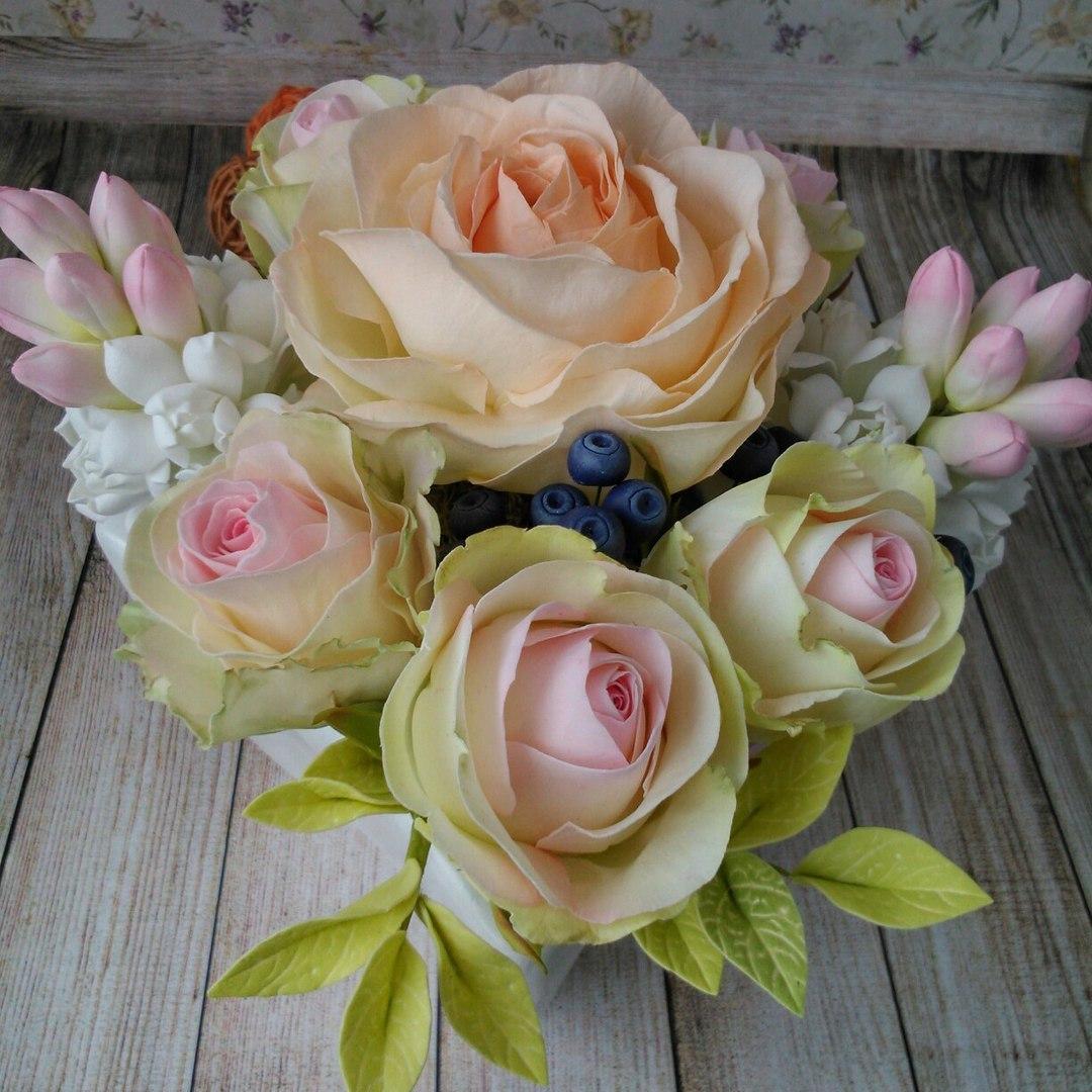 Цветочные композиции сделанные своими руками фото 571