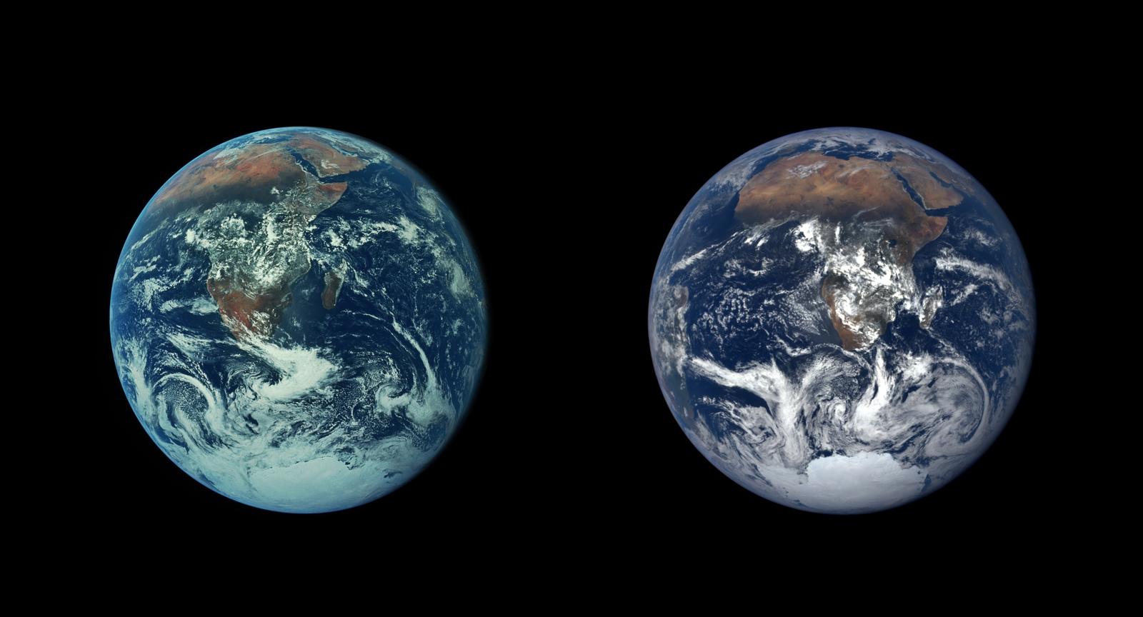 земля. фото с космоса