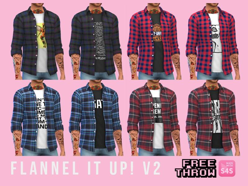 b81416dd8b0 Моды The Sims 4  наборы одежды