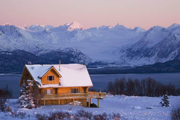 Сколько стоит дом на аляске шейх дубай духи
