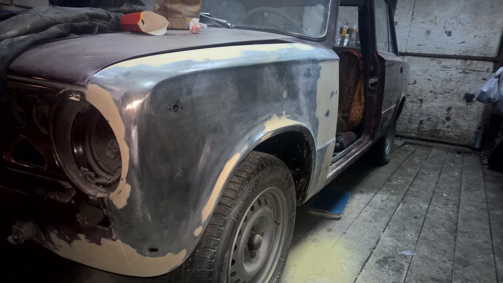 Сделать ремонт авто своими руками фото 366
