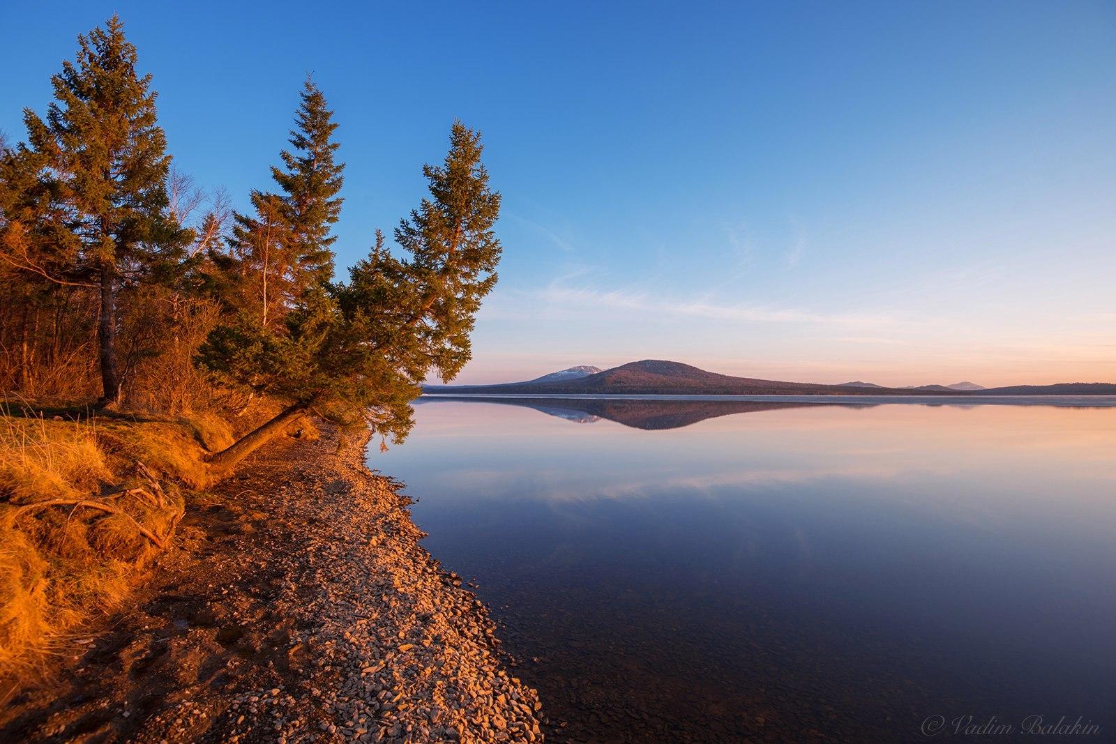 Фото Зюраткуль Озеро