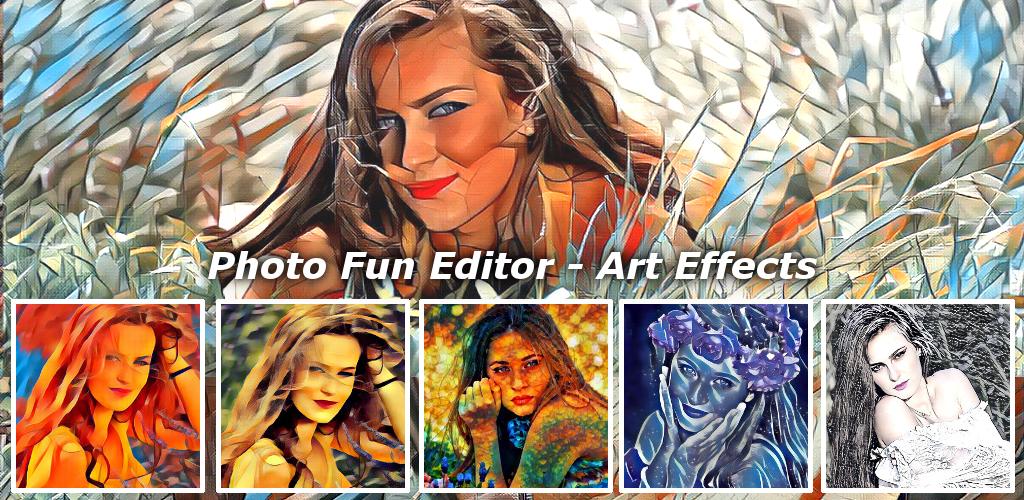 Turn photos into artworks