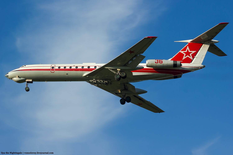 Вымирающий вид Авиация, Ту-134, ВВС, Длиннопост