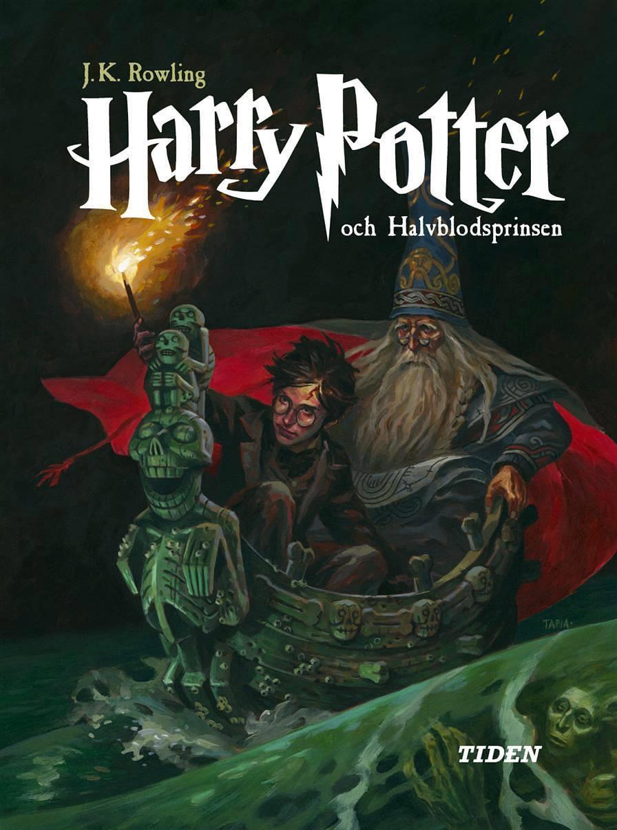 Гарри поттер принц полукровка скачать книга