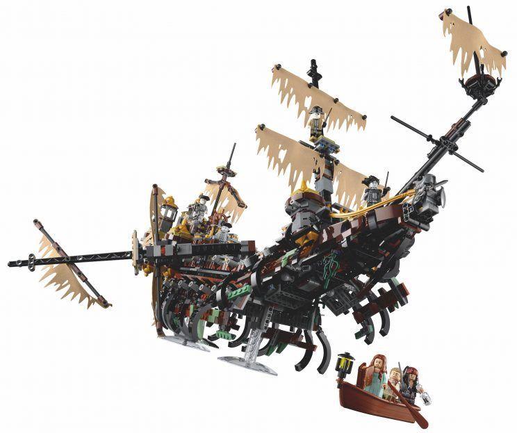 скачать игру Lego пираты карибского моря через торрент - фото 10