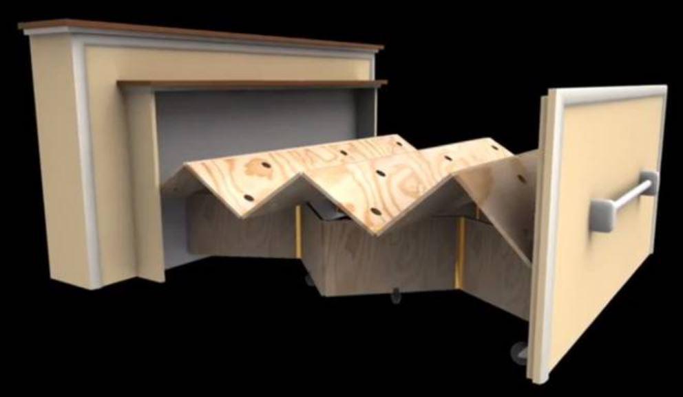 Мебель своими руками - чертежи, схемы сборки: гид 89