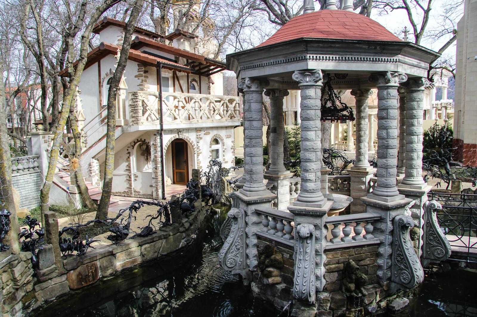 парк старый в кабардинке фото