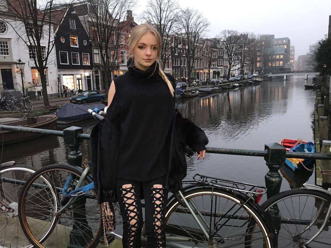 Обои велосипед, осень, Rona Keller. Разное foto 8