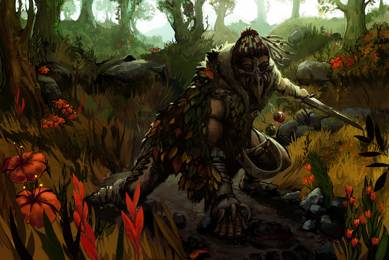 Tribal Hunter