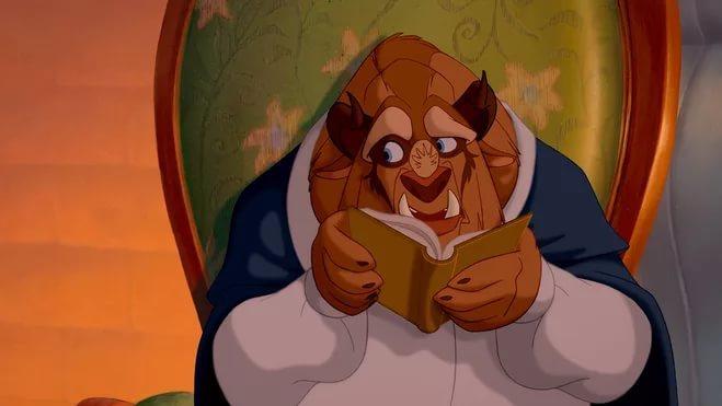 Порно мультфильмы со сказочными персонажами красавица и чудовище